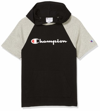 Champion Men's MIDDLEWEIGHT SS Hoodie