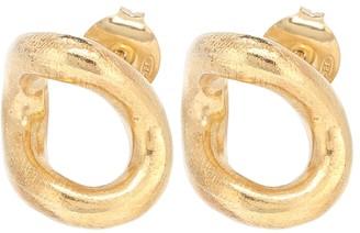 Maison Margiela Sterling-silver earrings