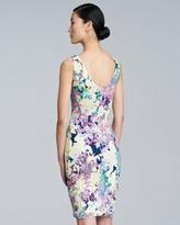 Erdem Peyton Floral-Print Dress