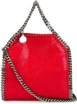 Stella McCartney tiny Falabella tote - women - Polyester/Metal (Other) - One Size