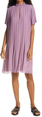 Samsoe & Samsoe Lady Plisse Shift Dress