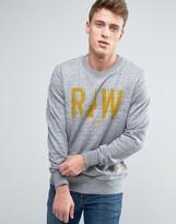 G Star G-Star Rightrege Print Sweatshirt