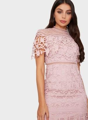 Dorothy Perkins Womens *Crochet Bodycon Dress