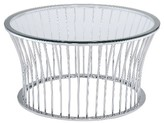 ACME Furniture Coffee Table Chrome - ACME