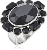 "Marc Jacobs Fall 201"" Jet Night Oval Ring"