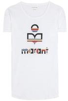 Etoile Isabel Marant Isabel Marant, Étoile Kolda Printed Linen T-shirt