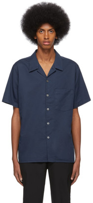 Paul Smith Blue Casual Bowling Shirt