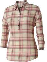 Royal Robbins Oasis Plaid Long Sleeve Pullover (Women's)