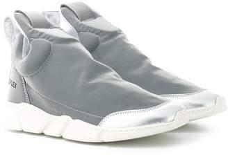 Cinzia Araia Kids slip-on sneakers
