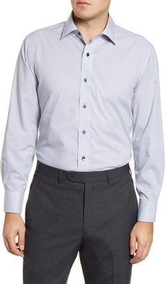 Lorenzo Uomo Trim Fit Dress Shirt