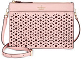 Kate Spade Cameron Street Perforated Small Clarise Crossbody