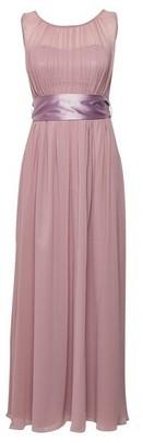 Dorothy Perkins Womens **Showcase Petite Dark Rose Bridesmaid 'Natalie' Dress