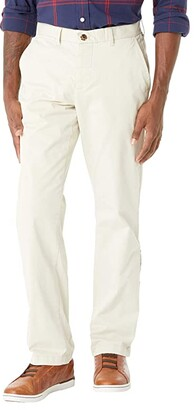 Tommy Hilfiger Adaptive Chino Pants with Adjustable Waist Velcro(r) Buttons and Magnets at Outside Seams