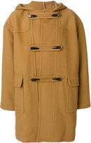 Stella McCartney hooded duffle coat
