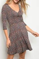Gilli Printed Work Dress