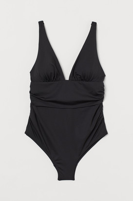 H&M MAMA V-neck Swimsuit