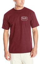 Brixton Men's Grade Standard Fit T-Shirt