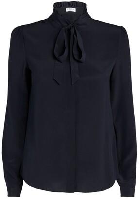Claudie Pierlot Victorian-Collar Blouse