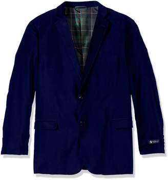 U.S. Polo Assn. Men's Big and Tall Velvet Sport Coat