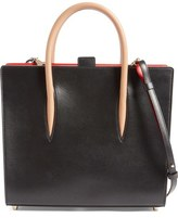 Christian Louboutin 'Medium Paloma' Calfskin Leather Tote