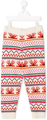 Stella McCartney Kids Knitted Leggings