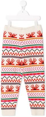 Stella McCartney knitted leggings