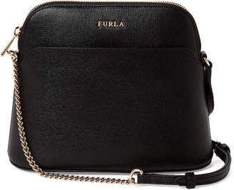 Furla Onyx Miky Leather Crossbody