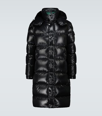 Moncler Hanoverian quilted coat