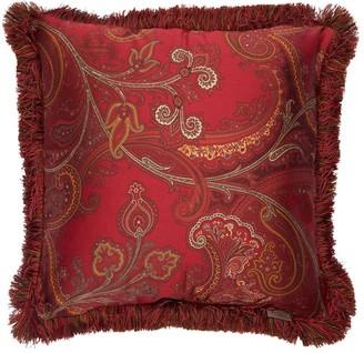 Etro Drake Cotton Pillow