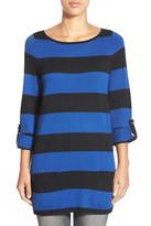 Caslon Knit Tunic Sweater