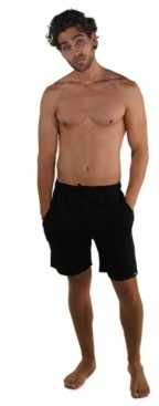Members Only Jersey Knit Sleep Short with Draw String