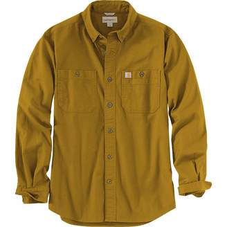 Carhartt Rugged Flex Rigby Long-Sleeve Work Shirt - Men's