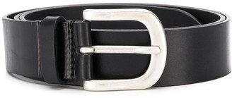 Isabel Marant Pointed-Tip Buckle Belt