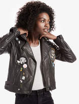 Lucky Brand Pin Moto Jacket