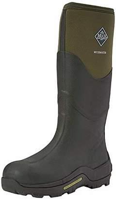 Muck Boots Unisex Adults' Muckmaster High Wellington Boots, Brown (Moss/Moss), 48 EU