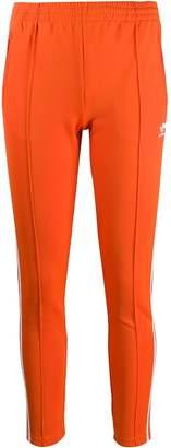 adidas Contrast Logo Track Pants