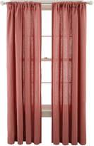 Martha Stewart MarthaWindowTM Caldwell Rod-Pocket/Back-Tab Curtain Panel