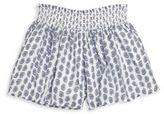 Ralph Lauren Toddlers, Little Girls and Girls Paisley-Print Shorts