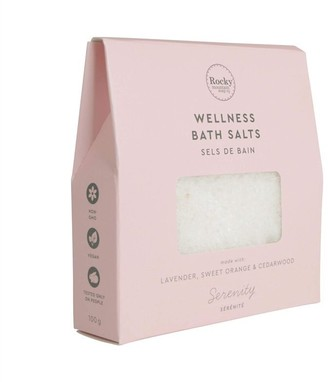Rocky Mountain Soap Co. WELLNESS SALT - SERENITY
