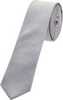 Oxford Silk Tie Prisms Ylw/Blue Skny
