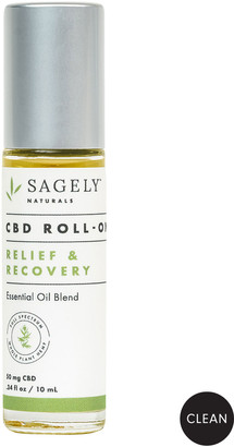 Sagely Naturals 0.34 oz. Relief and Recovery CBD Roll-On