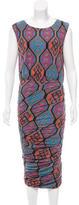 Mara Hoffman Printed Sleeveless Dress w/ Tags