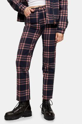 Wrangler Womens Retro Check Jeans By Multi