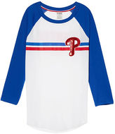 PINK Philadelphia Phillies Bling Perfect Baseball Tee
