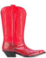 Sonora Stivale Pitone boots