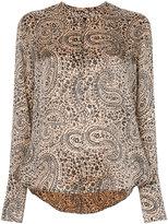 Christian Wijnants Tiya paisley print blouse