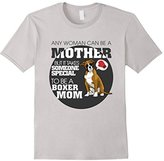 Men's Any Woman Can Be A Mother - To Be A Boxer Mom T-Shirt 3XL