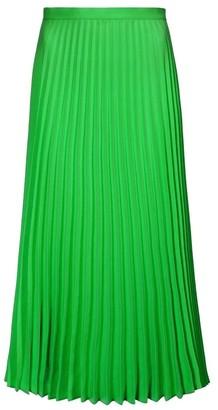 Aggi Elvira Bright Green Skirt