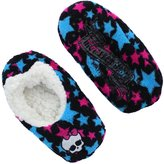Mattel Monster High Girls Slipper Socks Shoe