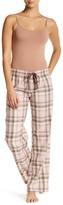 PJ Salvage Coco Plaid Pajama Pant